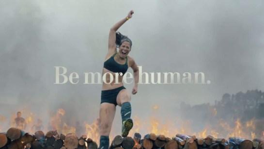 Be more huma by Reebok