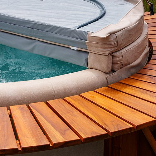Spa Liner Extruded Mesh 10