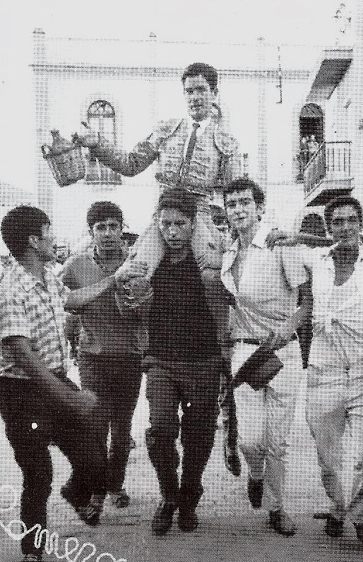 """del libro """"Toros en Valverde del Camino"""""""