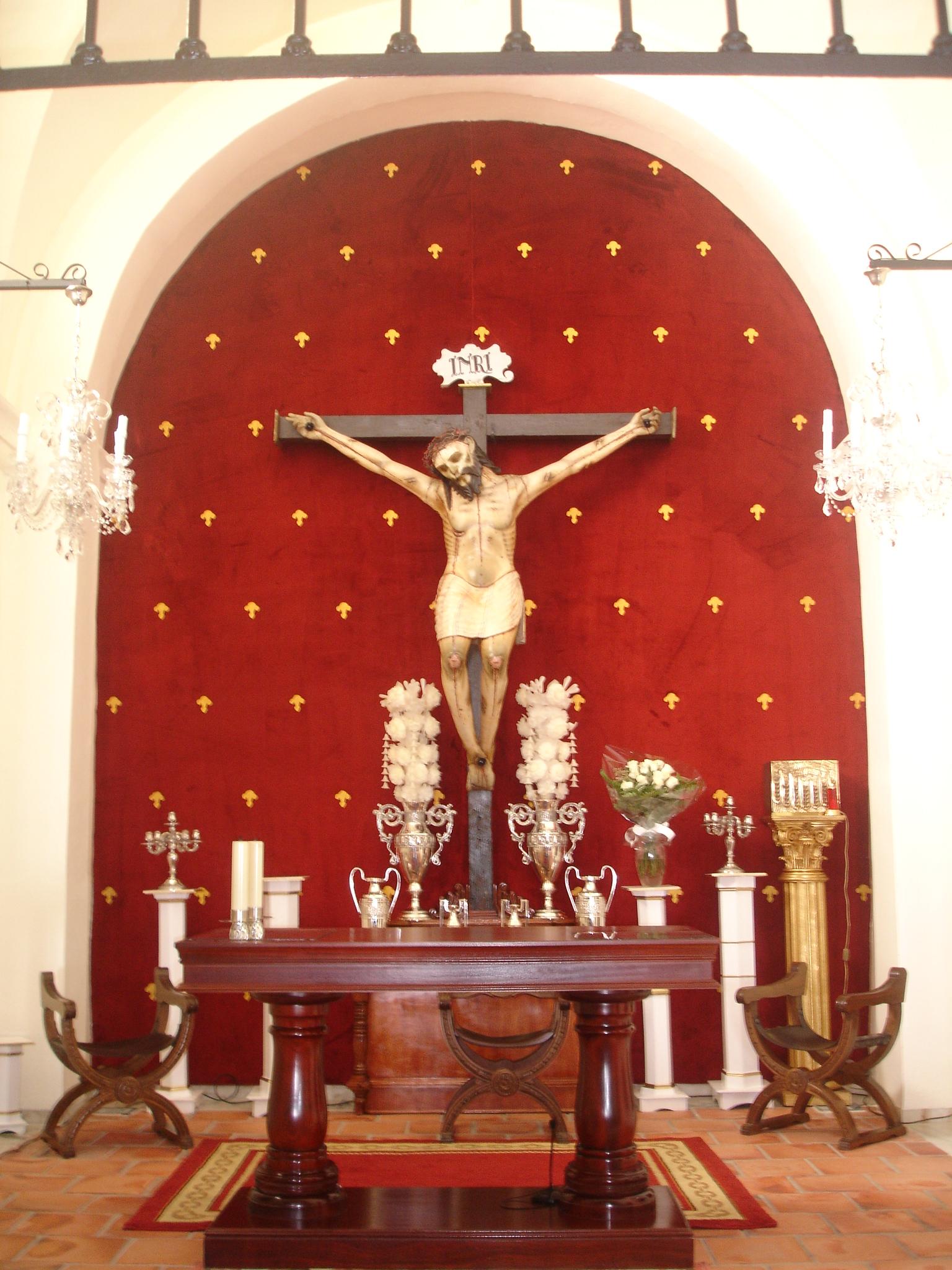 Hermandad del Santísimo Cristo de la Misericordia | valverdedeleganes.hoy.es