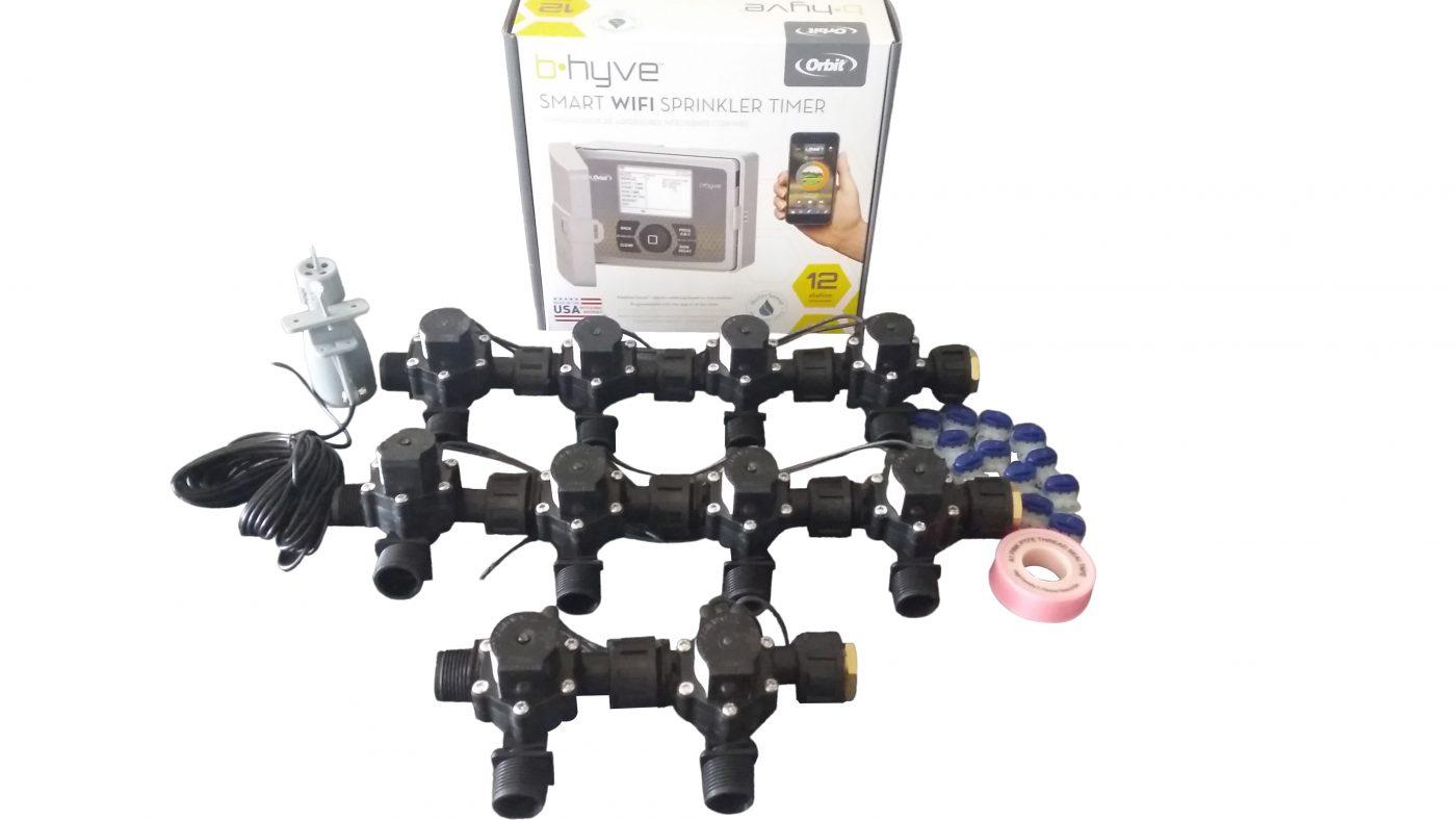 Solenoid For Sprinkler Valve Wiring Diagram