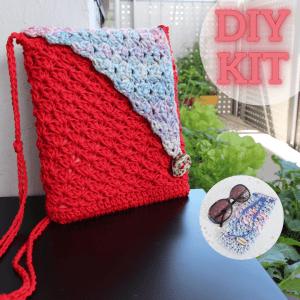 DIY Crochet Bag Kit