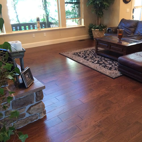 Solid and Engineered Hardwood Flooring installed Salt Lake City Utah