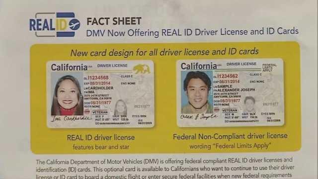 права в Калифорнии