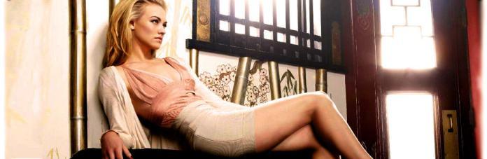 Vamer Vixen for July 2011: Yvonne Strahovski