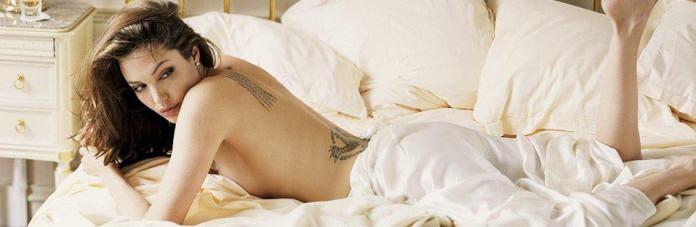 Vamer Vixen for August 2011: Angelina Jolie