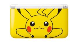 Pikachu Nintendo 3DS XL - Top