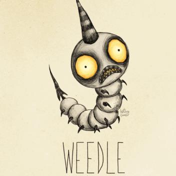 Vamers - Lifestyle - Gotta Sketch 'Em All, Tim Burton Styled Pokémon - 12