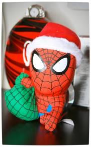 Vamers - Win With Vamers - Christmas Plushies - Marvel Spider-Man Christmas Plush