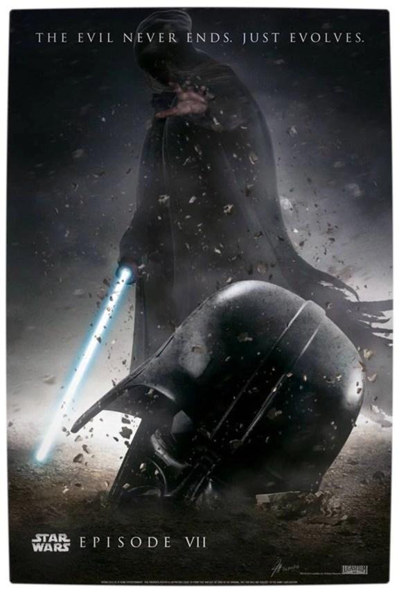 Vamers - FYI - Star Wars Episode VII - Fan Made Poster