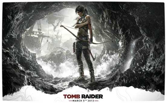 Vamers - Tomb Raider (2013) - Lara Croft Poster - Launch Date
