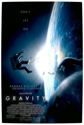 Vamers - FYI - Movies - Gravity Official Poster