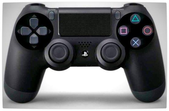 Vamers - Games - Sony's DualShock 4 - Hands-On - The DualShock 4