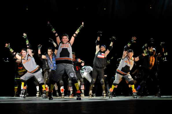 Vamers - Starlight Express South Africa - Team Shout Out