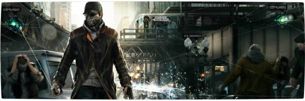 Vamers - FYI - Video Games - Watch Dogs - Banner