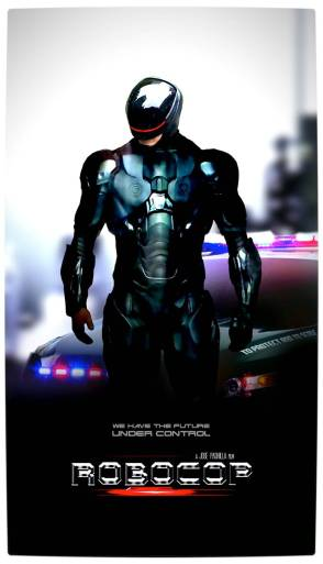 Vamers - Movies - RoboCop (2014) - Fan-Made Trailer