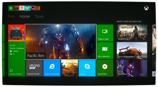 Vamers - FYI - Gaming - Microsoft Offers an Overview of the Xbox One Dashboard Experience - Main Banner V2