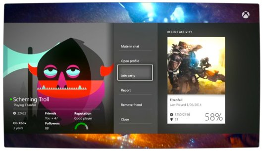 Vamers - FYI - Gaming - Microsoft Offers an Overview of the Xbox One Dashboard Experience - Reputation Banner V2