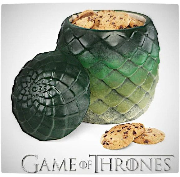 Vamers - SUATMM - Own Your Very Own Game of Thrones Dragon Egg - ThinkGeek GoT Egg