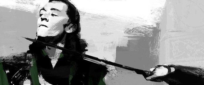Vamers - Artistry - Thorsday - Enjoy the End Credits Artwork for 'Thor- The Dark World' on Thorsday - Loki