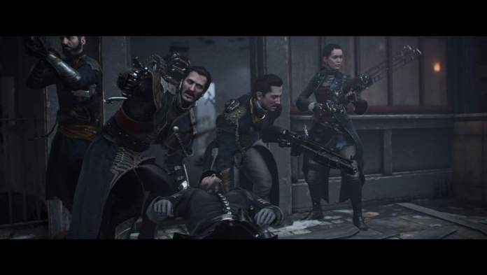 Vamers - FYI - Gaming - Hands-On with 'The Order- 1886', a Ready at Dawn and Sony Santa Monica Game - Demo 01