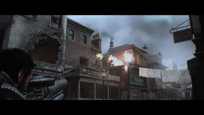 Vamers - FYI - Gaming - Hands-On with 'The Order- 1886', a Ready at Dawn and Sony Santa Monica Game - Demo 02