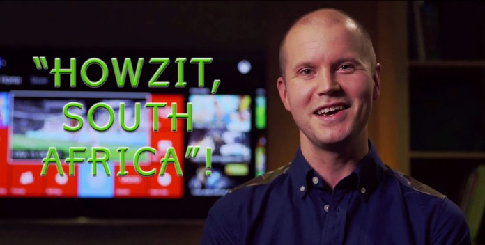 Vamers - FYI - Gaming - Xbox One says Howzit with Lekker Games and Biltong - Featured Banner