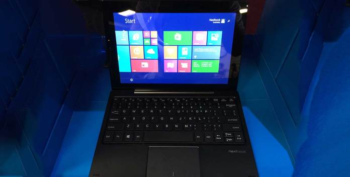 Vamers - FYI - The Windows Nextbook Offers a lot of Bang for Your Buck - 8-inch Nextbook with Windows 10.1