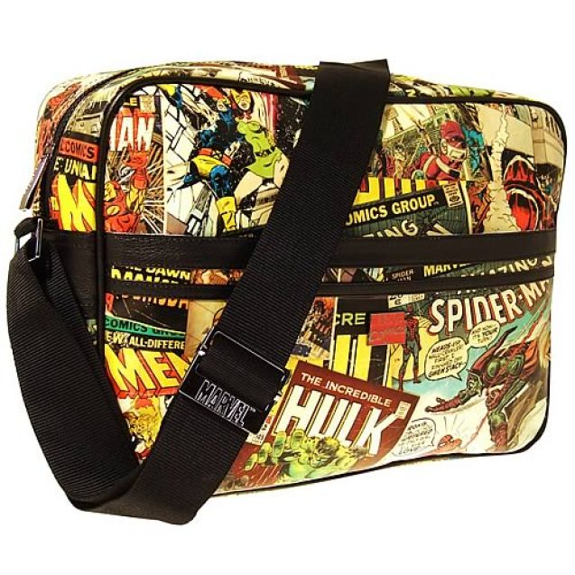 Vamers - Geekmas Gift Guide - Retro Marvel Bag