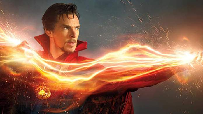 Vamers - FYI - Movies - Marvel's Doctor Strange - Official Teaser - Banner