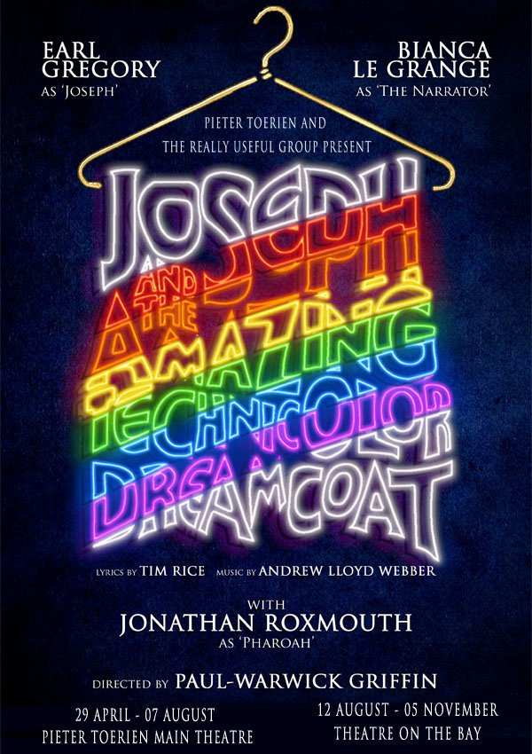 Vamers - FYI - Theatre - Pieter Toerien Presents Joseph and the Technicolor Dreamcoat - Main