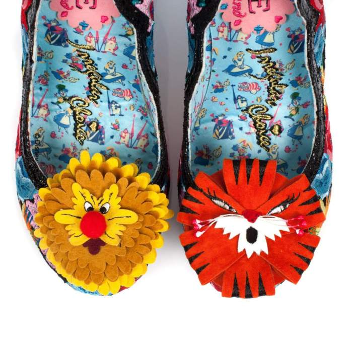Vamers - Lifestyle - Fashion - Step into Wonderland with these Irregular Disney Inspired Shoes - Flowers Can't Talk 04