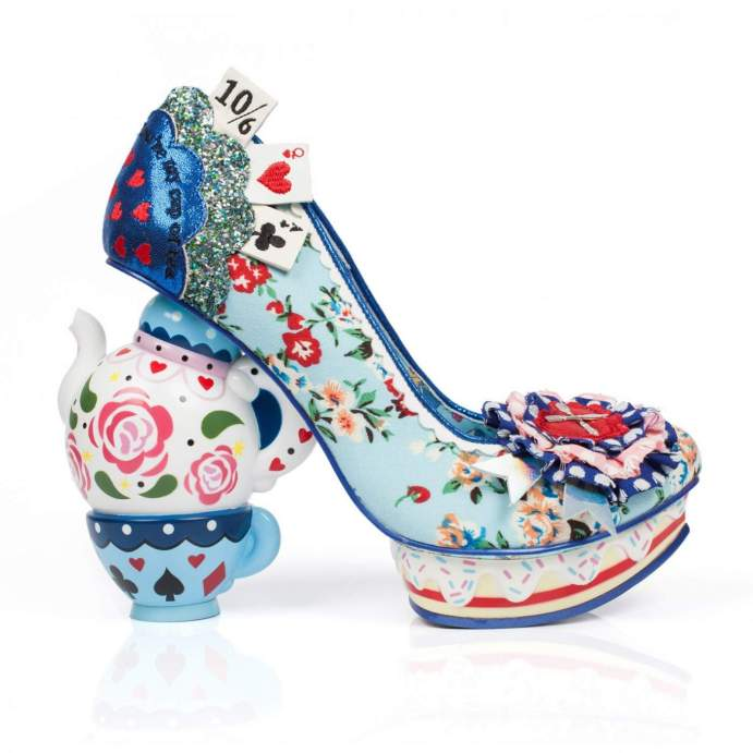 Vamers - Lifestyle - Fashion - Step into Wonderland with these Irregular Disney Inspired Shoes - One Lump or Two 02