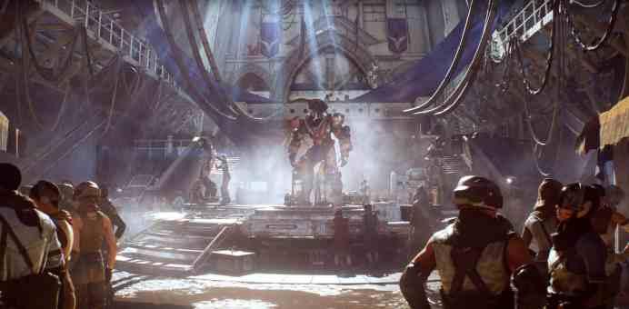 Vamers - FYI - Gaming - E3 2017 - BioWare Anthem Official Gameplay - Inline 07