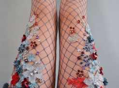 Vamers - FYI - Geekosphere - Fashion - These Fairy Tale and Mermaid Stockings will bring your Fantasies to Life - 4