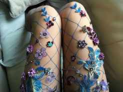 Vamers - FYI - Geekosphere - Fashion - These Fairy Tale and Mermaid Stockings will bring your Fantasies to Life - 5