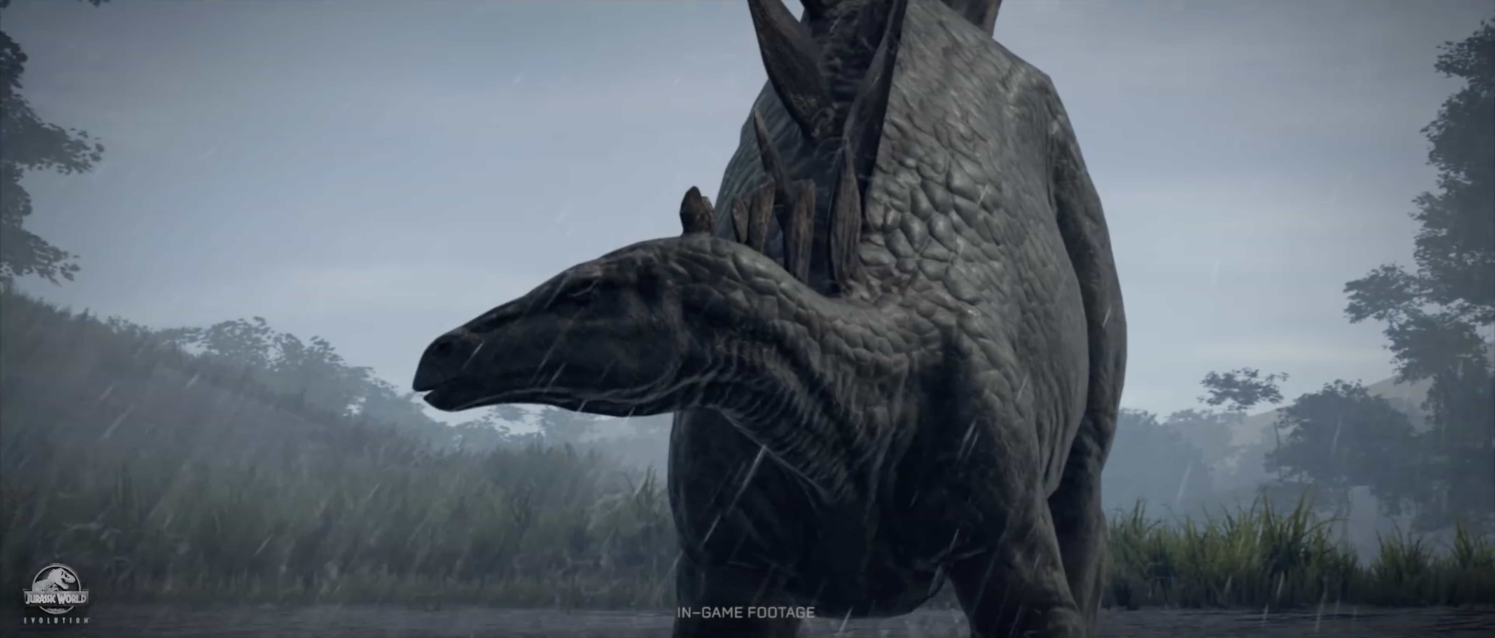 Jurassic World Evolutions First In Game Footage Is Wondrous