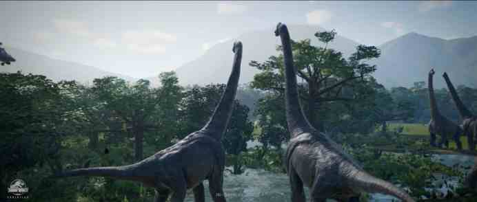 Vamers - Gaming - Jurassic World Evolution's first in-game footage is Wondrous - 6