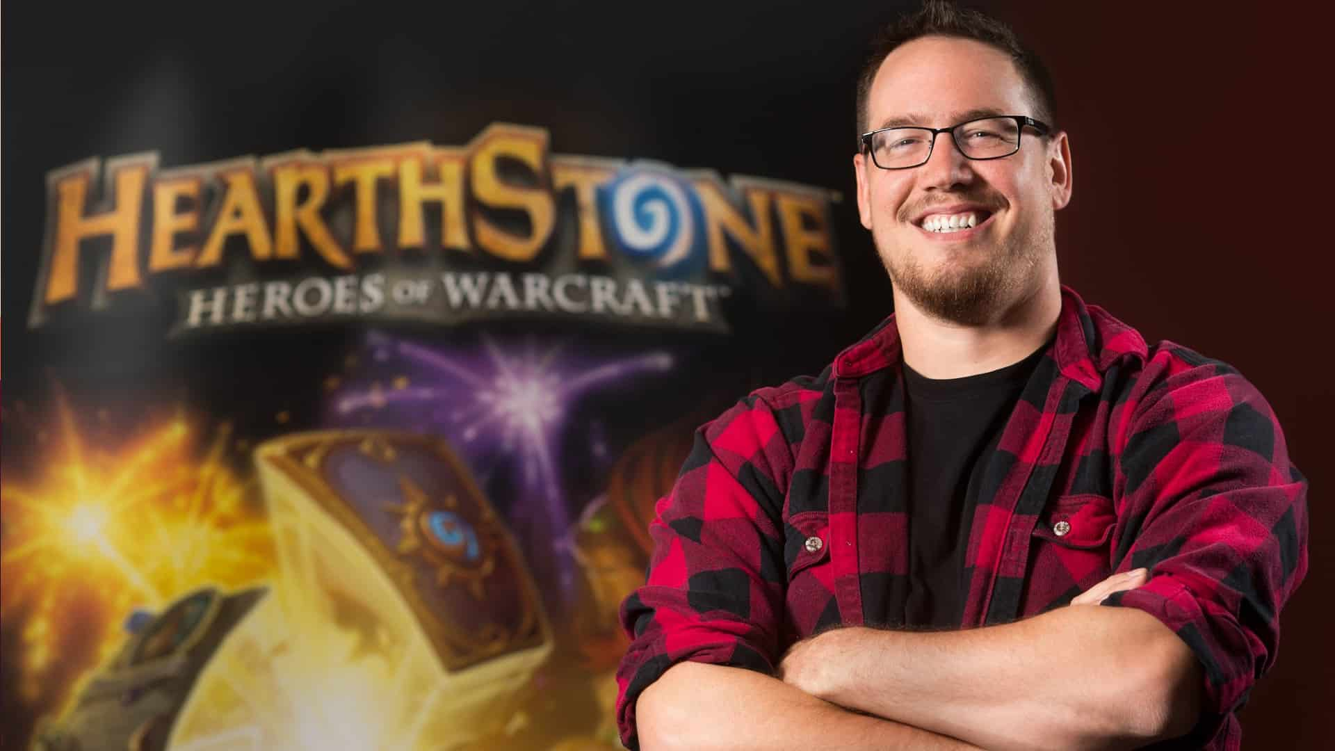 Ben Brode, Game Director for Hearthstone, leaves Blizzard