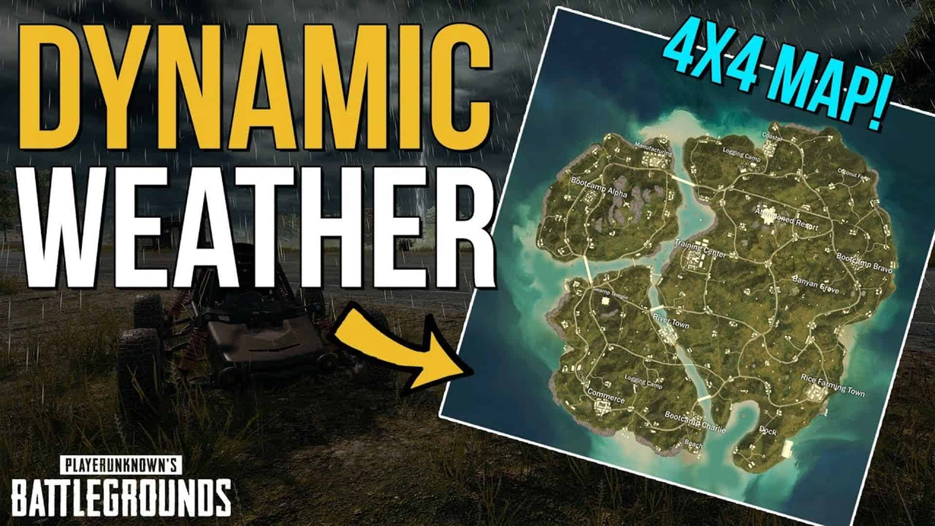 PlayerUnkown Battlegrounds new Miramar map releases tomorrow