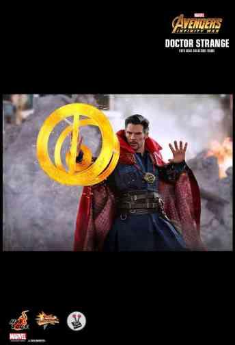 Vamers Store - Hot Toys - Avengers Infinity War - Doctor Strange- MMS484 - 15