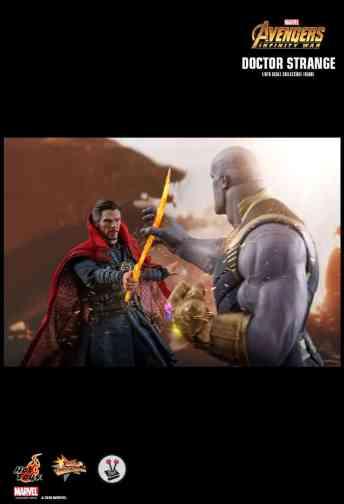 Vamers Store - Hot Toys - Avengers Infinity War - Doctor Strange- MMS484 - 26