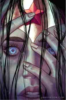 Vamers - Entertainment - Jenny Frison Comic Book Cover Artist confirmed for Comic-Con Africa 2018 - 2