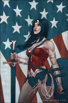 Vamers - Entertainment - Jenny Frison Comic Book Cover Artist confirmed for Comic-Con Africa 2018 - 9