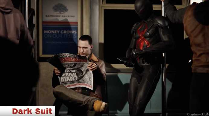 Vamers - Gaming - Every confirmed alternate suit for Marvel's Spider-Man for PlayStation 4 so far - 56