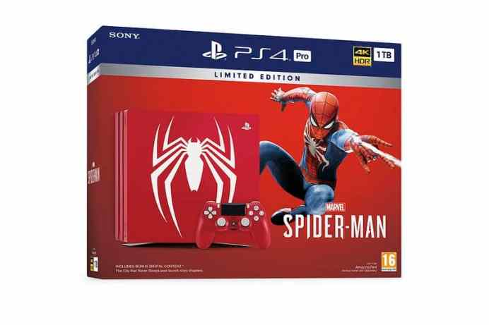 Vamers - Gaming - Marvel's Spider-Man Limited Edition PS4 console has our senses tingling - 6