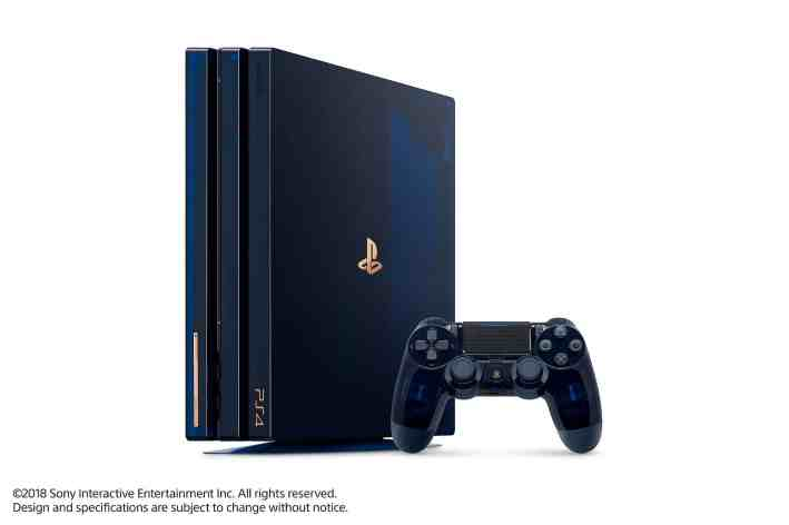 Vamers - Gaming - PlayStation 4 Pro 500 Million Limited Edition Celebrates Sony's Success - 6