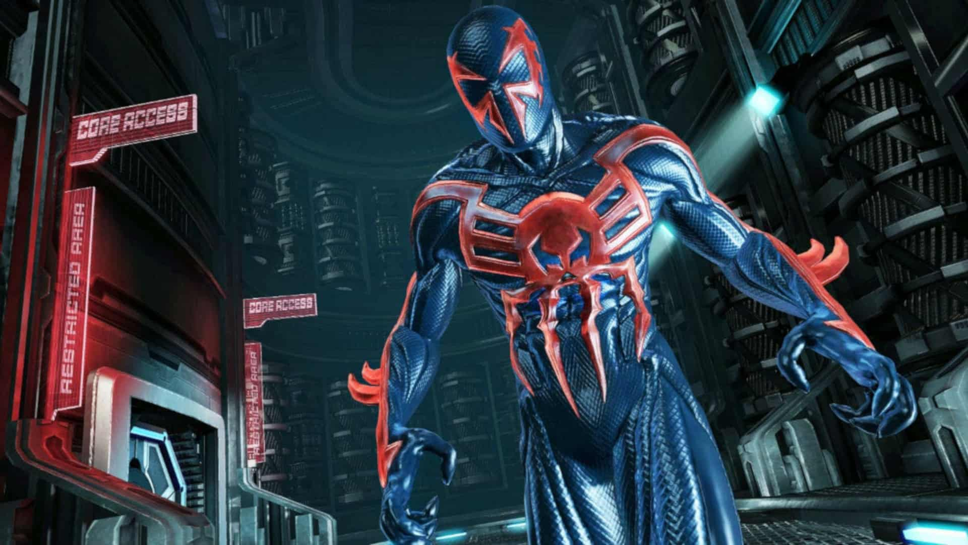 Spiderman 2099: Eight Spider-Man Suits That We Want To See In Marvel's