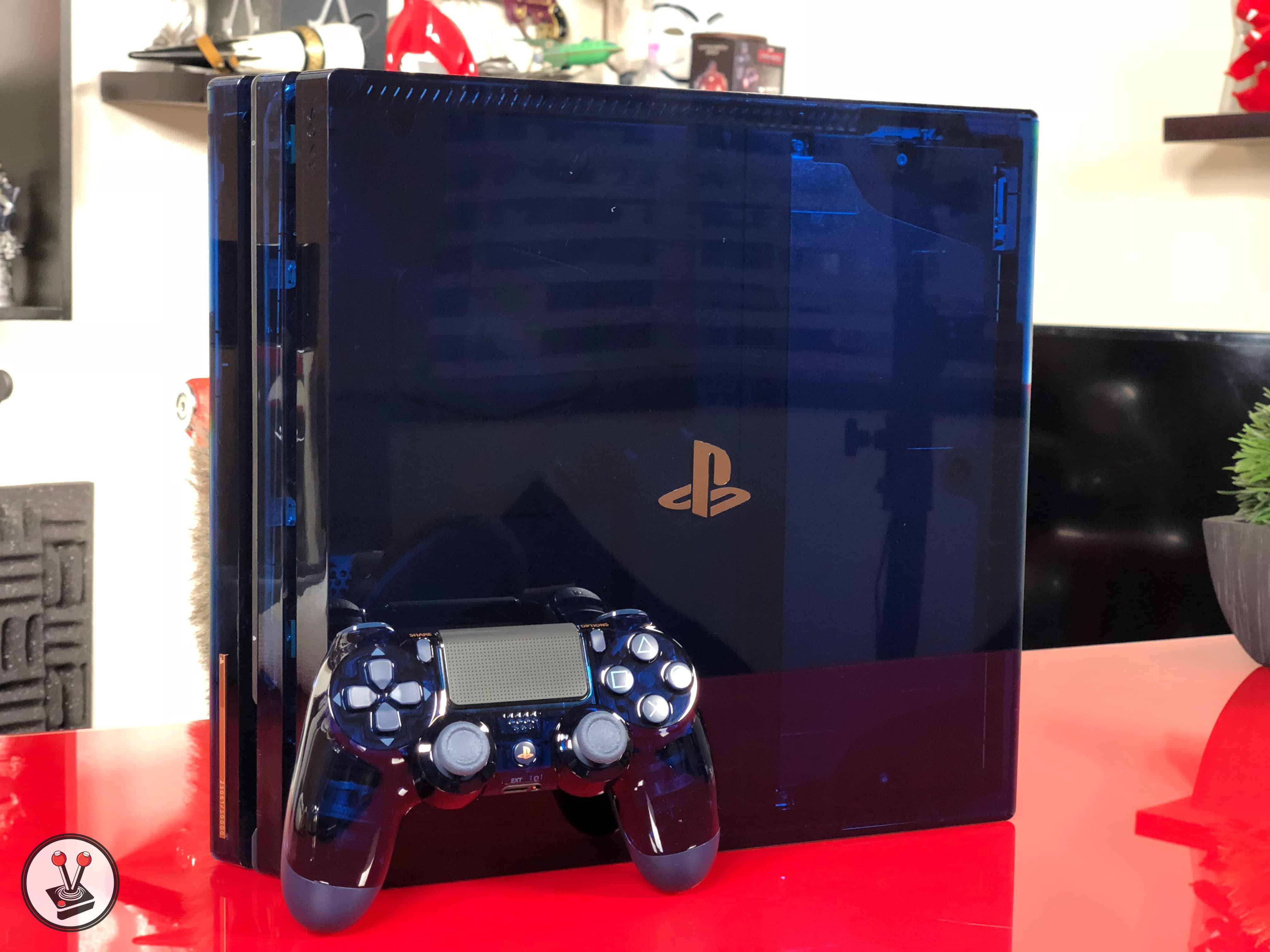 ps4 500 million edition console