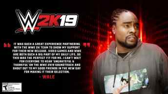 Vamers - Gaming - 2K just announced the WWE 2K19 Soundtrack - 03